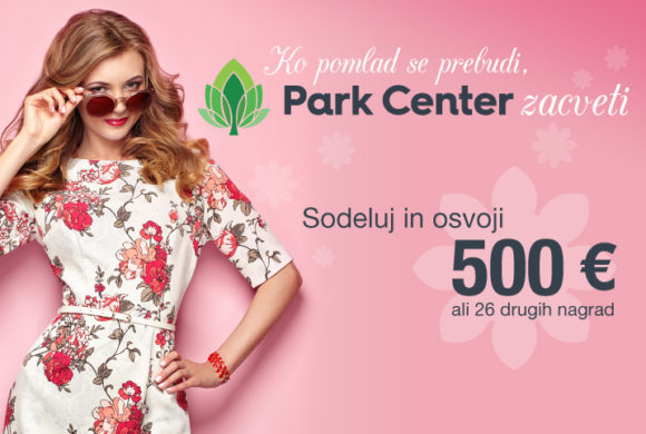 Ko pomlad se prebudi, Park Center Ljubljana – Rudnik zacveti.