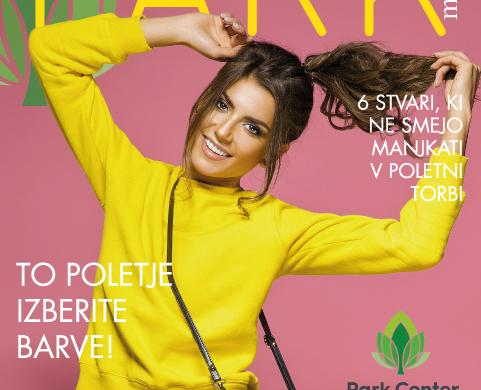 Prelistajte revijo Park magazin poletje – 2019